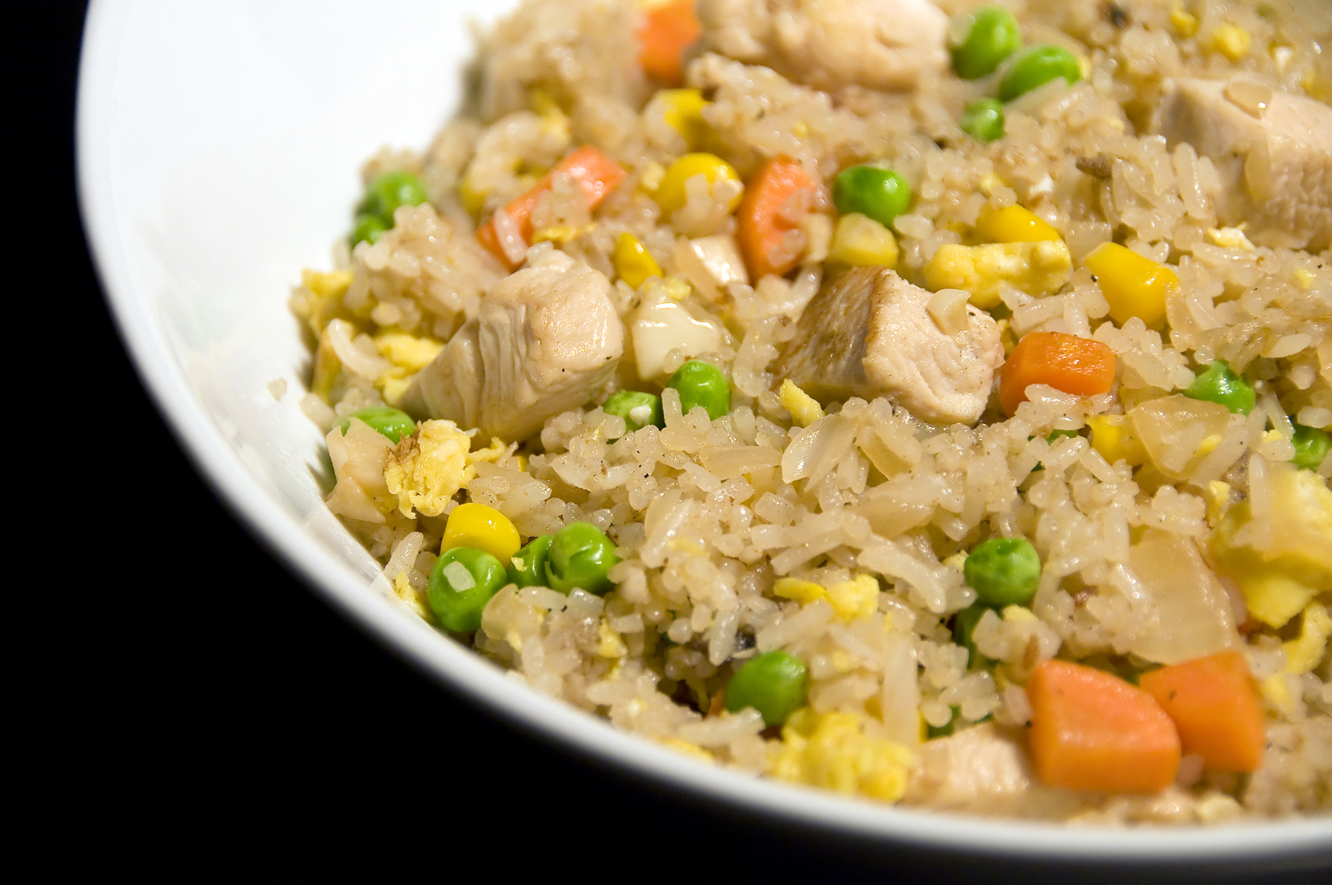 Chicken Fried Rice (also check out the original recipe on Danny's ...