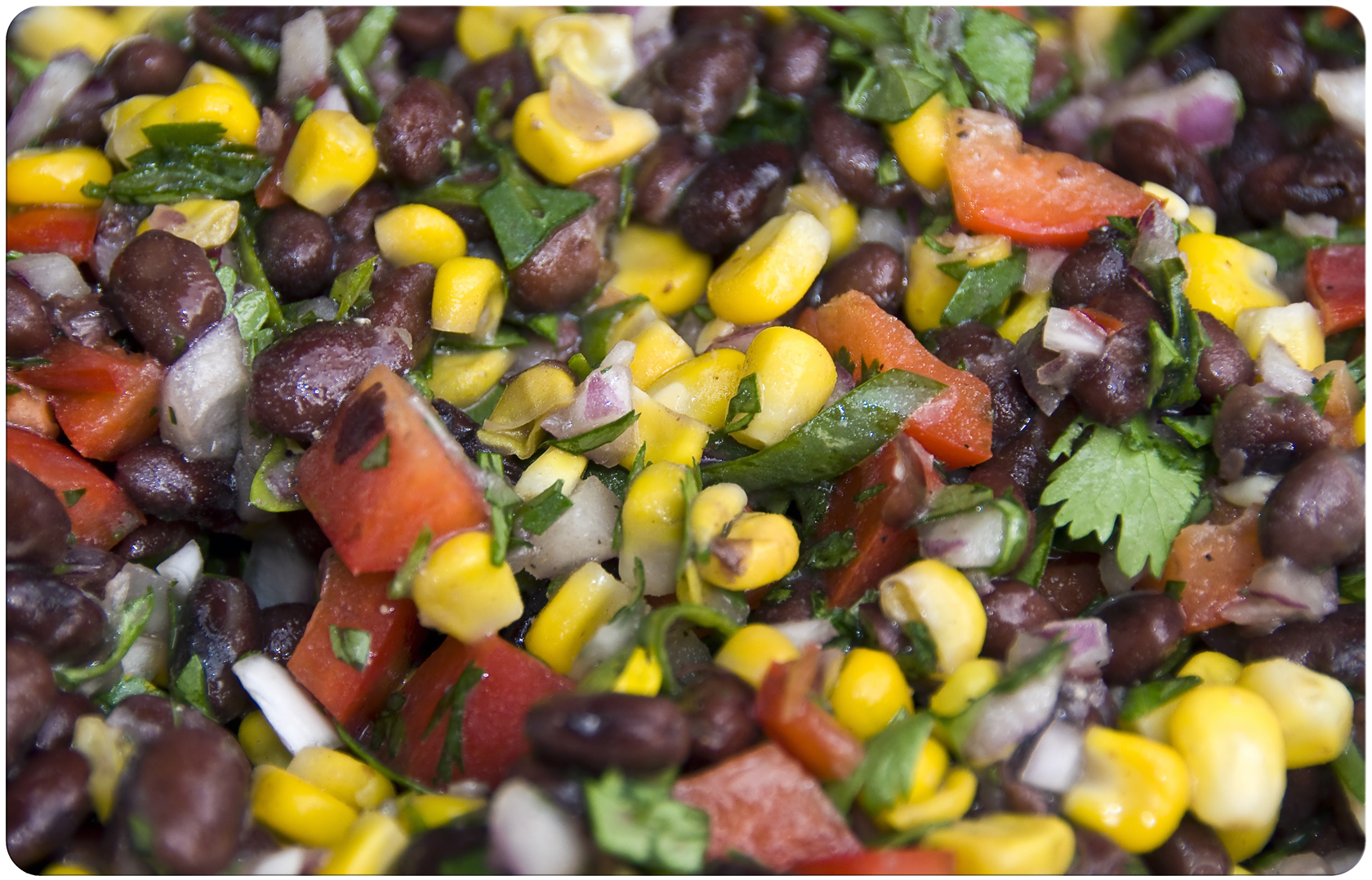 bean black quinoa salad grilled corn poblano and black bean salad ...