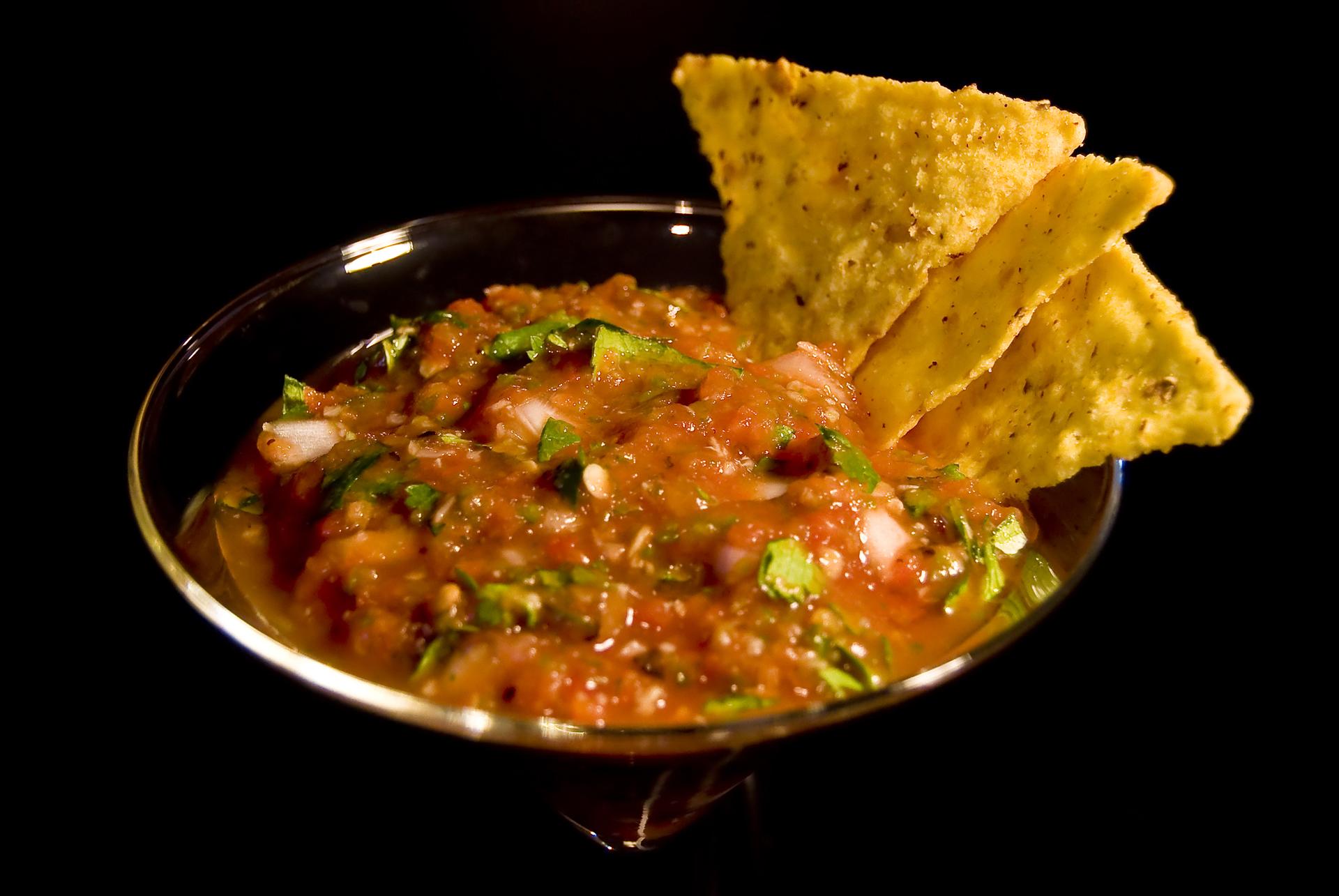 ... corn salsa fire roasted tomato and black roasted corn and tomato salsa
