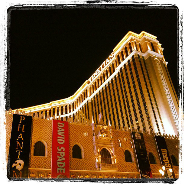 The Venetian, Las Vegas - edited with Instagram