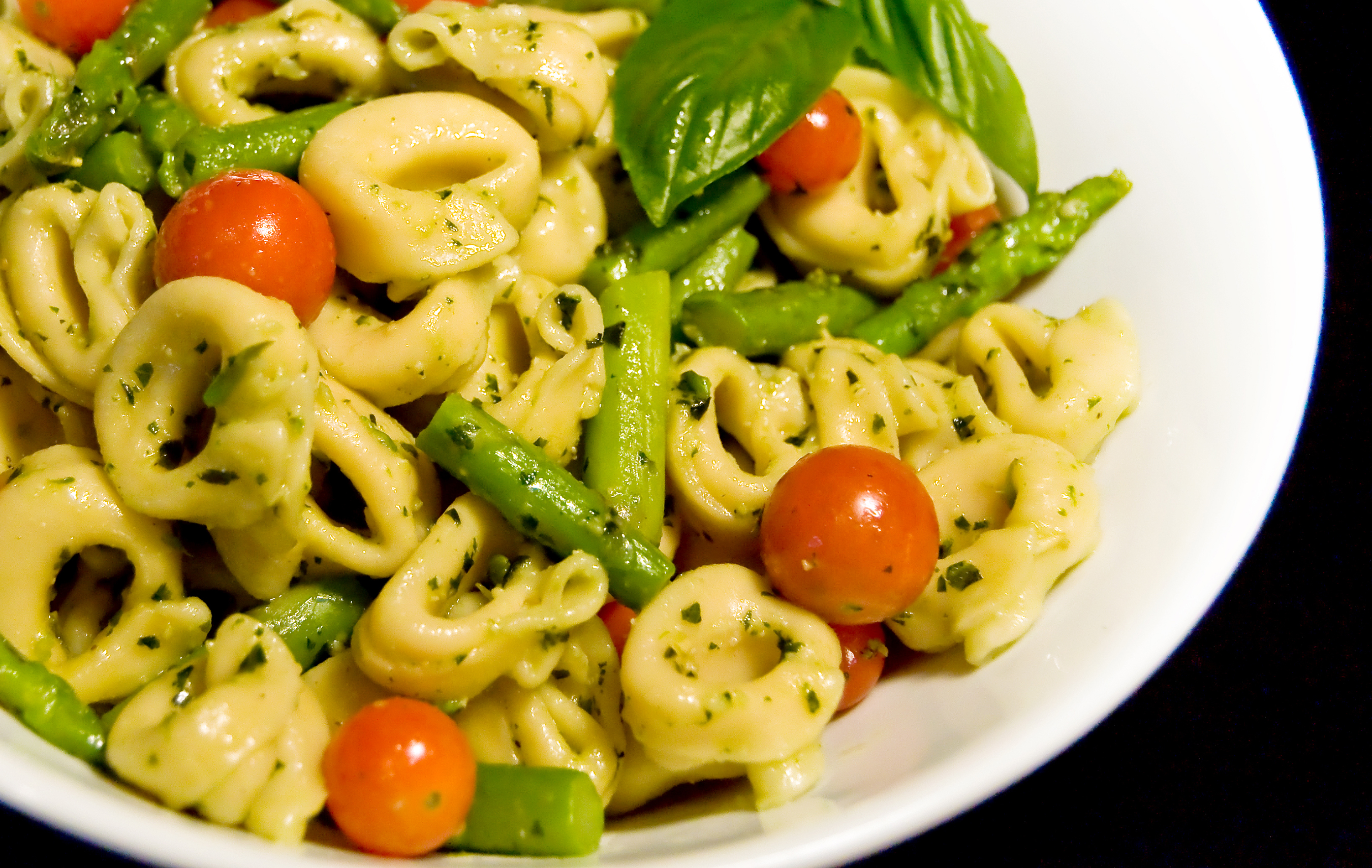 Adding some pizazz to weeknight tortellini the little gsp this ccuart Image collections