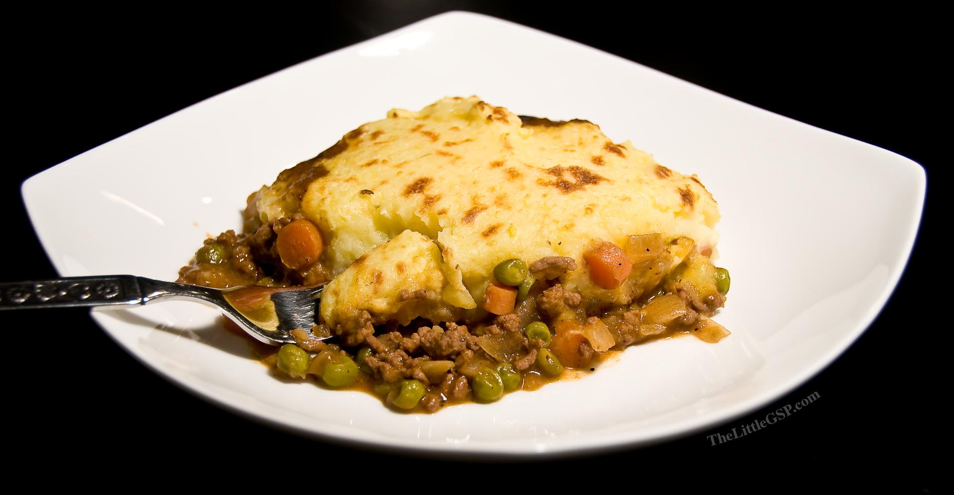Shepherd's Pie (Fall Comfort Food) | The Little GSP