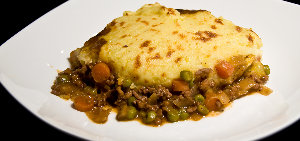 Shepherd's Pie (Fall Comfort Food) | The Little GSP