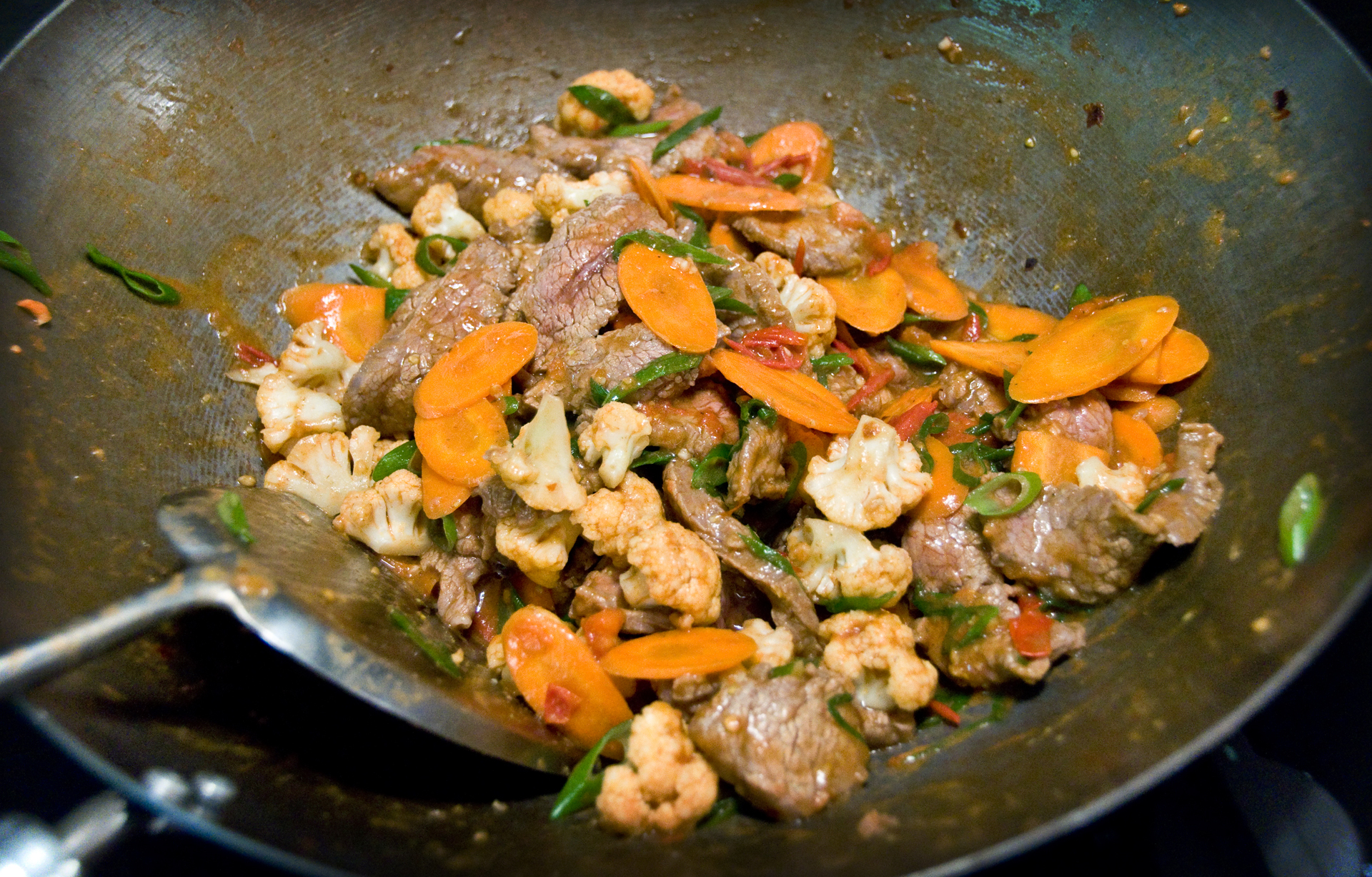 Cumin-Scented Beef Stir Fry with Vegetables   The Little GSP