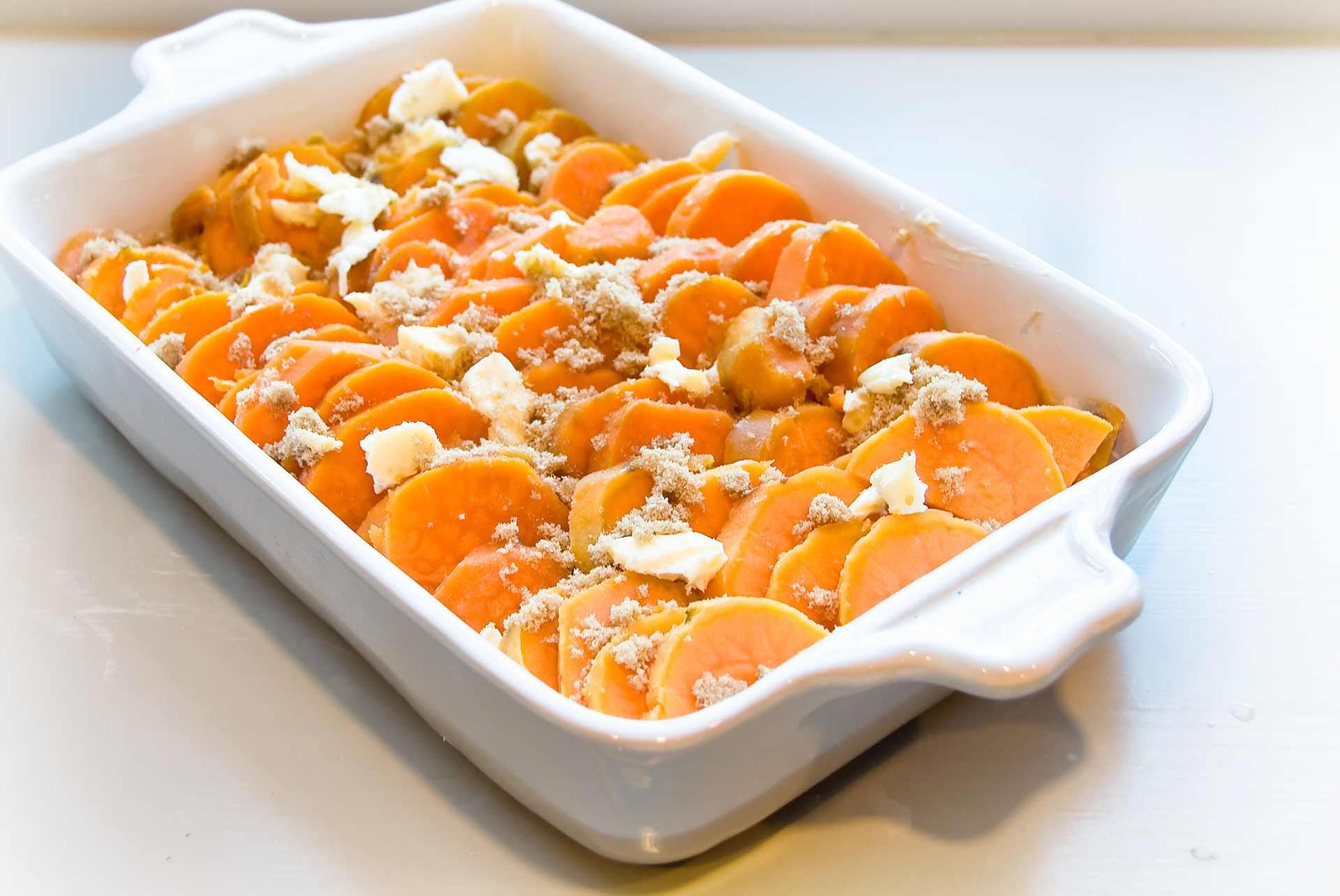 thanksgiving canned yams recipe