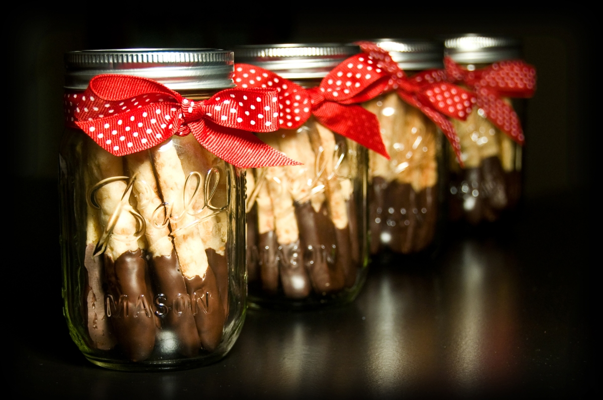 These cookies make great gifts!