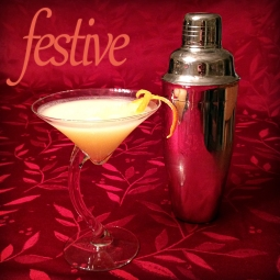 13 - Festive - New Year's Drink