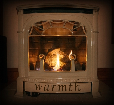 15 - Warmth - Our Propane Stove