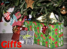 (3) Gifts: Under the tree in 2010