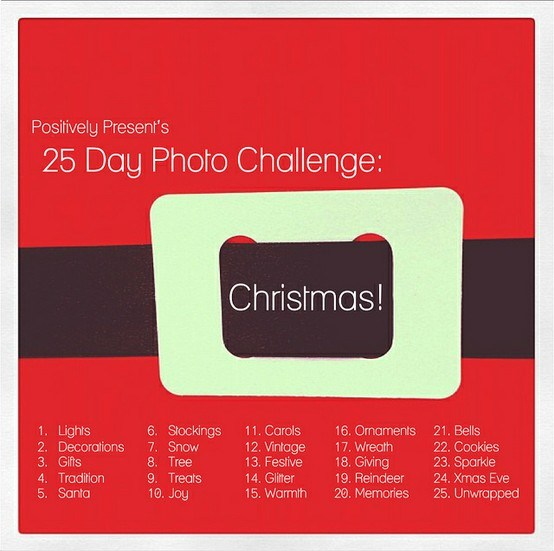 25 Day Photo Challenge