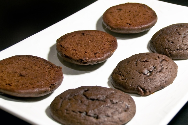 Whoopie Pies ready for filling
