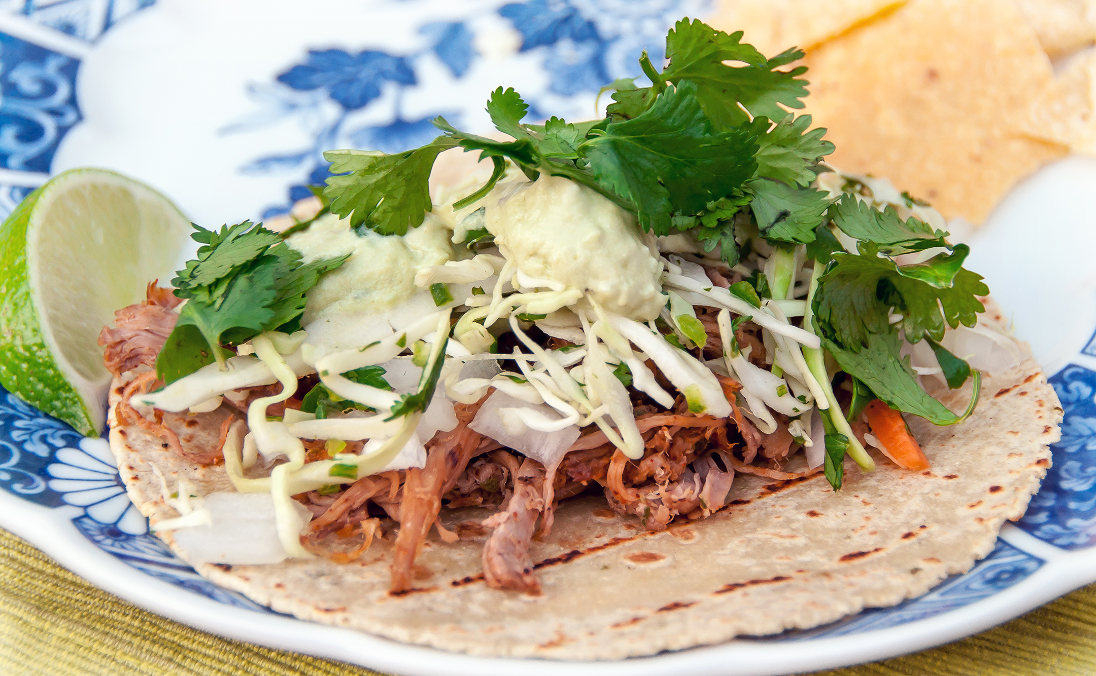 carnitas tacos white duck taco shop at white duck taco shop tacos ...