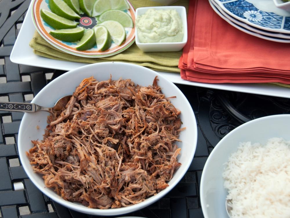 Pork Carnitas Tacos (2/6)
