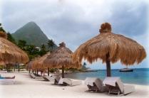 Sugar Beach (Anse des Pitons)