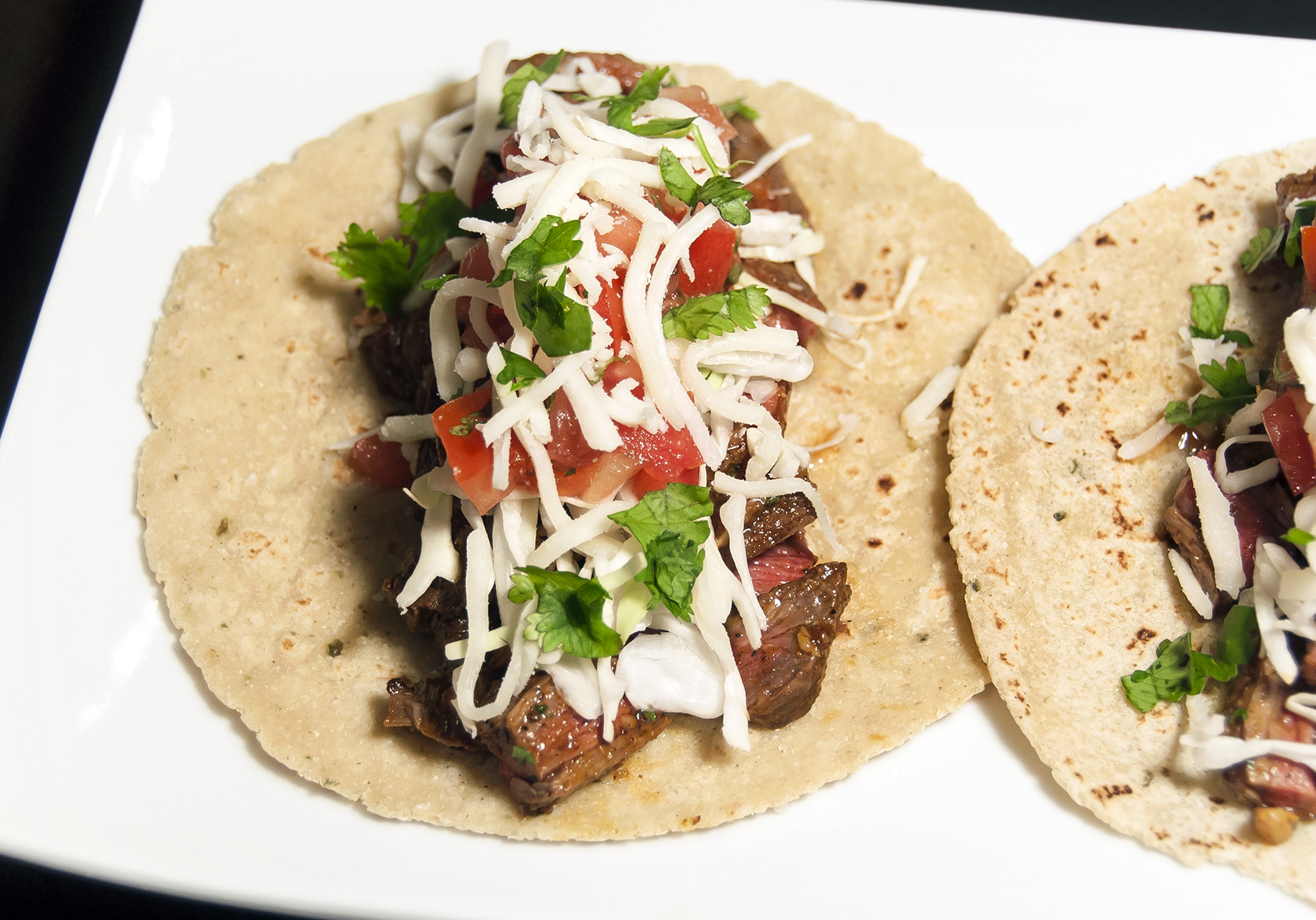 Published August 27, 2013 at 1680 × 1175 in Skirt Steak Tacos
