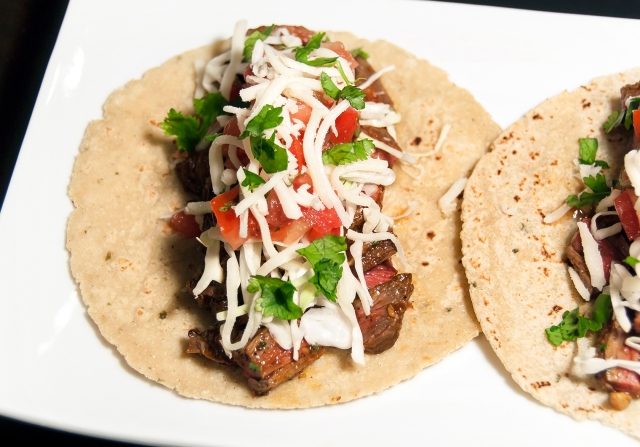 309 Zacatecas Skirt Steak Taco