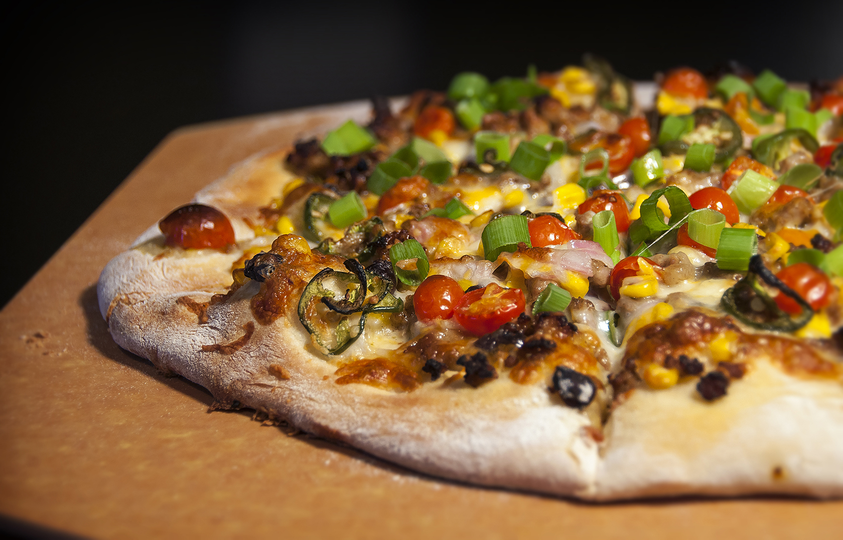 Mexican Pizza | The Little GSP