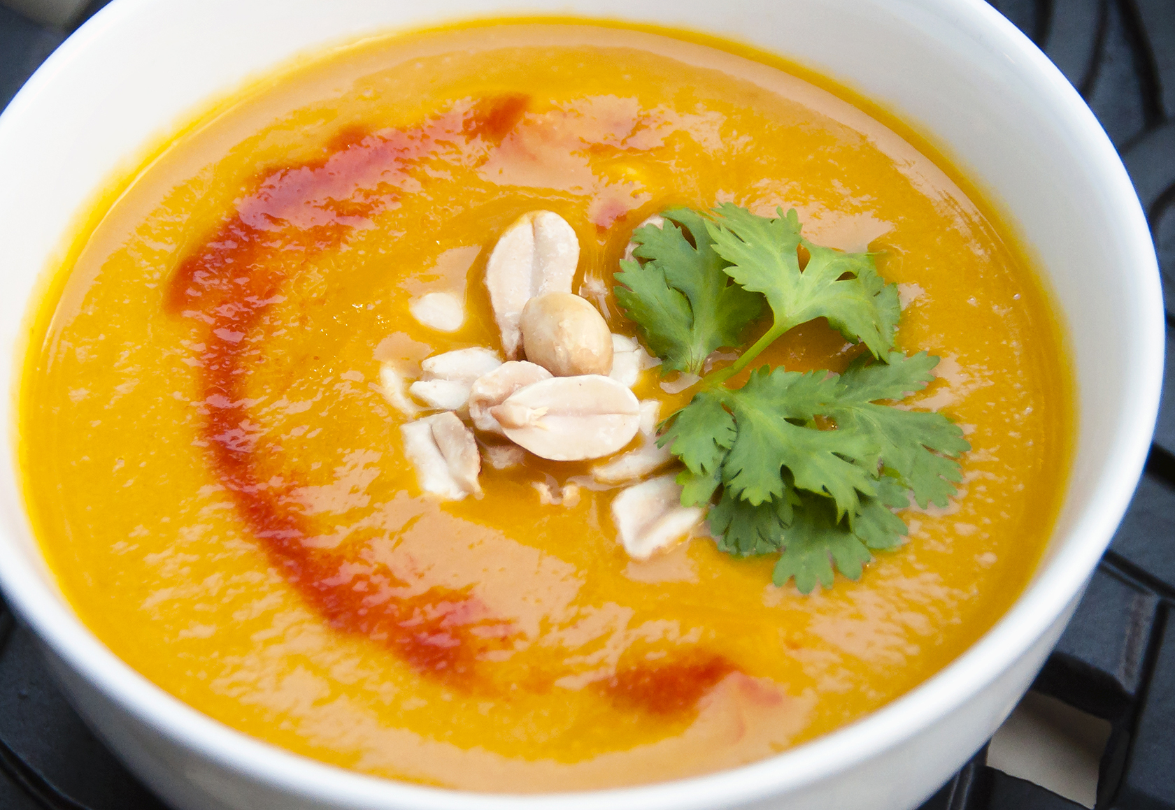 Thai Pumpkin Soup | The Little GSP