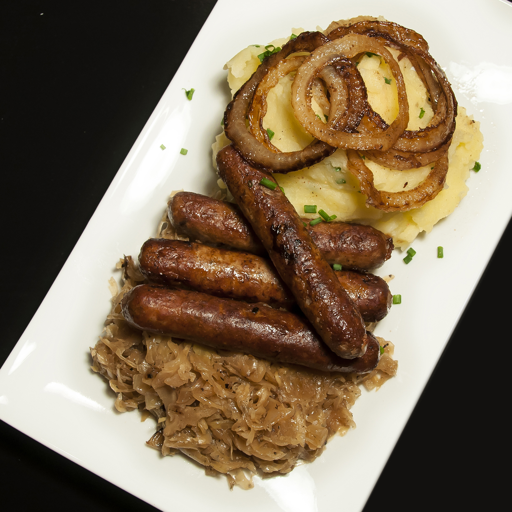 recipe: german bratwurst and sauerkraut recipe [36]