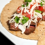 Zacatecas Skirt Steak Tacos