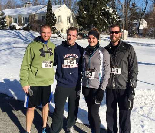 Athlete's Closet January 5K