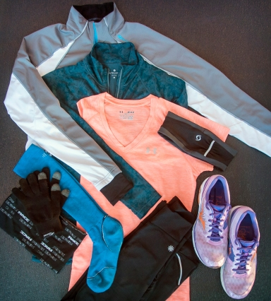Cold Weather 5K Gear