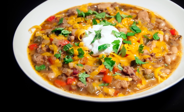 White Bean Chili 4
