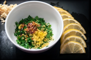 678 The Good Stuff... Garlic, Parsley & Lemon