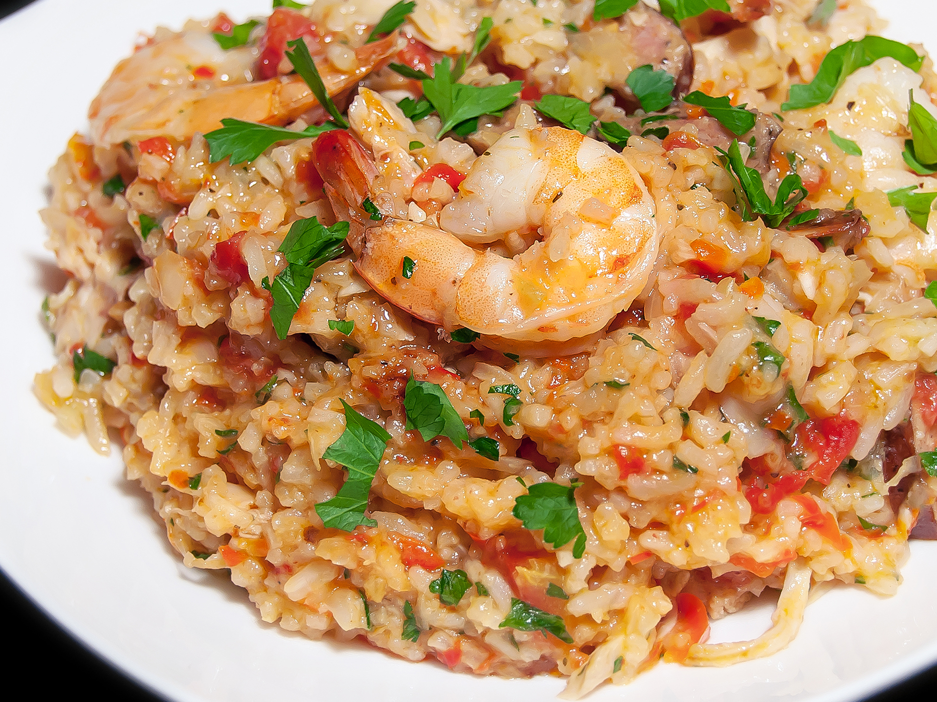 Chicken and Shrimp Jambalaya | The Little GSP