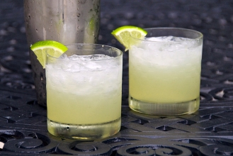 Margaritas on the Rocks