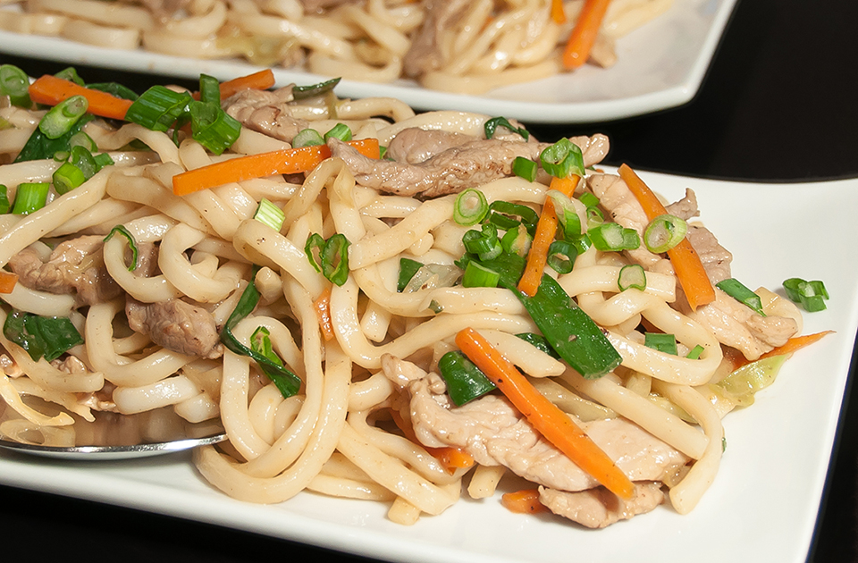 Shanghai Noodle Salad Recipe — Dishmaps