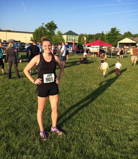 Annie Rocky Run 5K