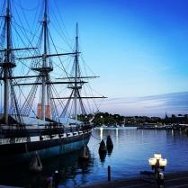 Baltimore's Inner Harbor (5/6/14)