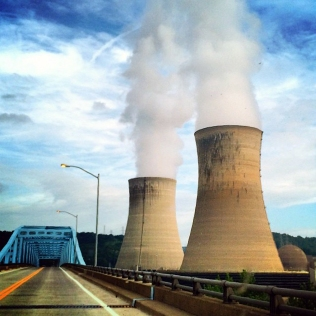 Nuclear power plant! (6/10/14)