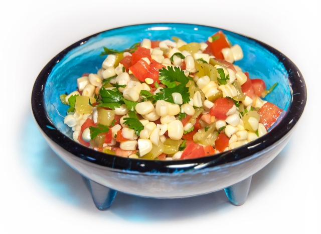 Roasted Corn Relish 1