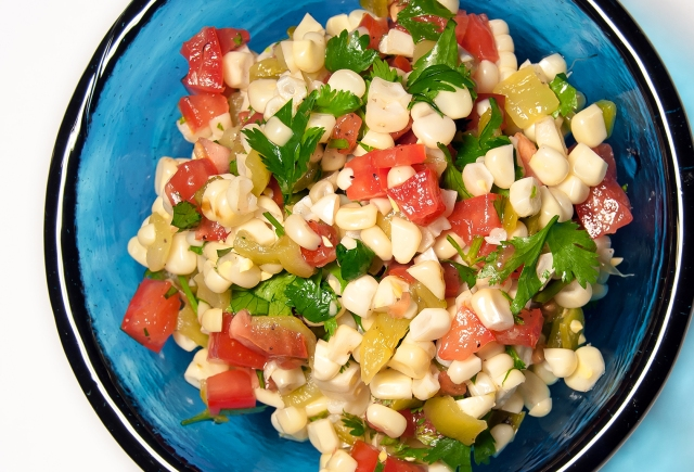 Roasted Corn Relish 2