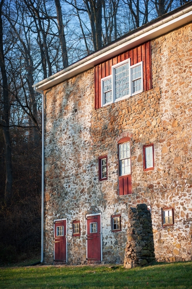 Historic Stone Barn