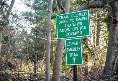 Leiper-Smedley Trail