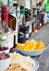 614 Bourbon Tasting