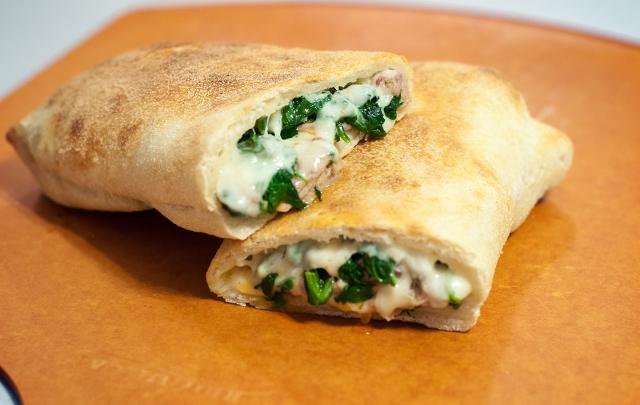 1264 Pork Stromboli