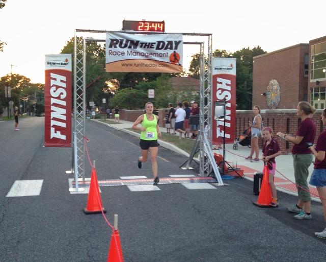 Pickle Run Finish