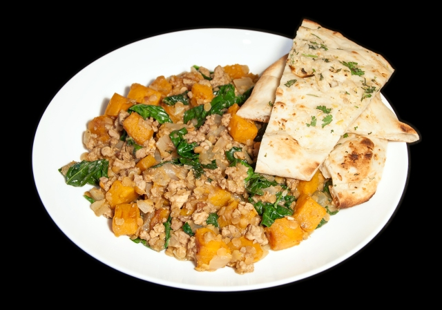 1216 Curried Butternut Squash Stew