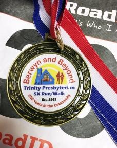 Trinity AG Medal