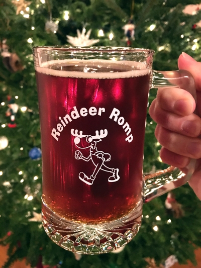 Reindeer Romp Mug