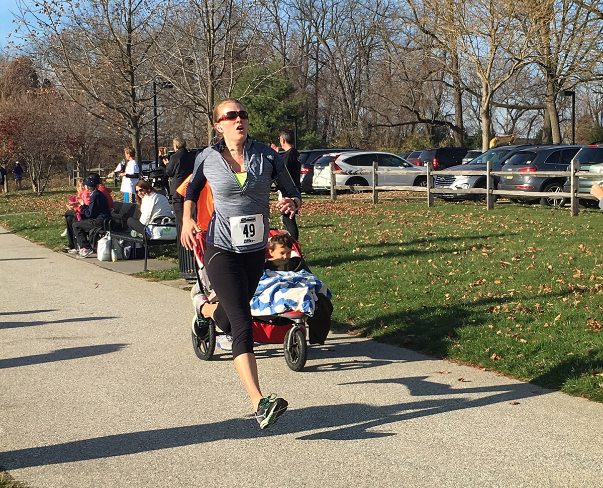 Turkey-Trotting my way to a 5K PR!