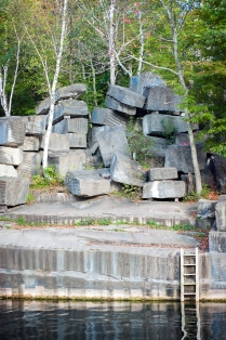 Marble Quarry, Dorset, VT (September)