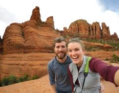 Look, a GoPro selfie!