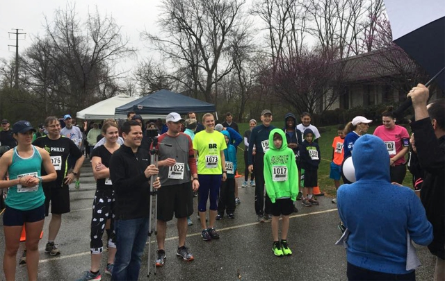 Looks like beautiful weather for a race, right?? Photo Credit: Spring Fling 5K