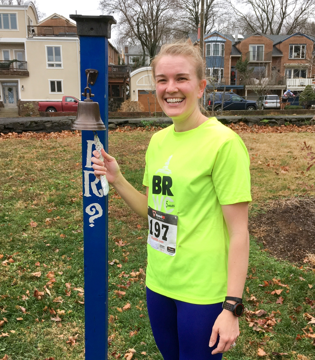 A New PR at the Delaware Downhill 5K!