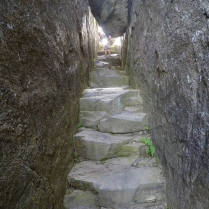 Rocky Staircase